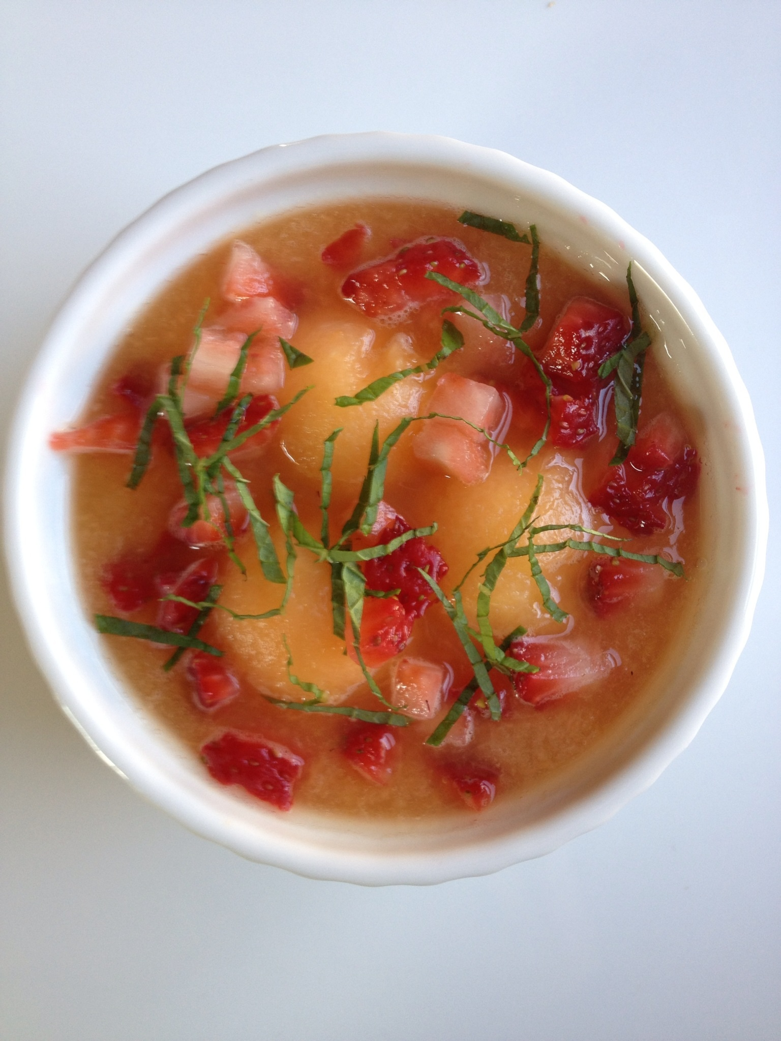 Cool Melon Summer Soup